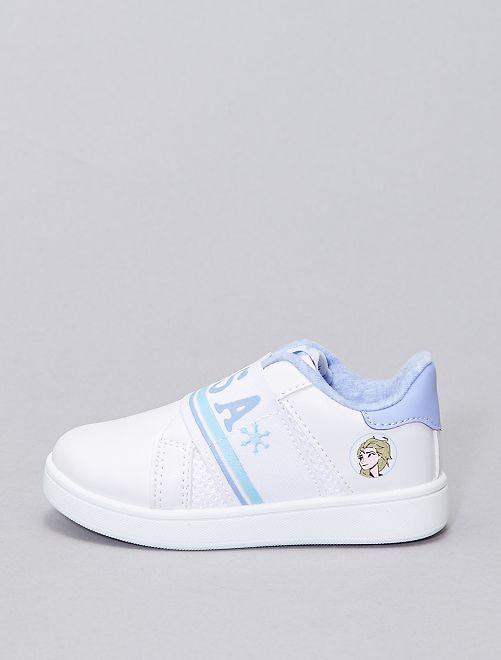 Zapatillas deportivas bajas 'Frozen 2' de 'Disney'                             blanco
