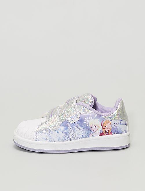 Zapatillas deportivas bajas 'Frozen' de 'Disney'                             blanco