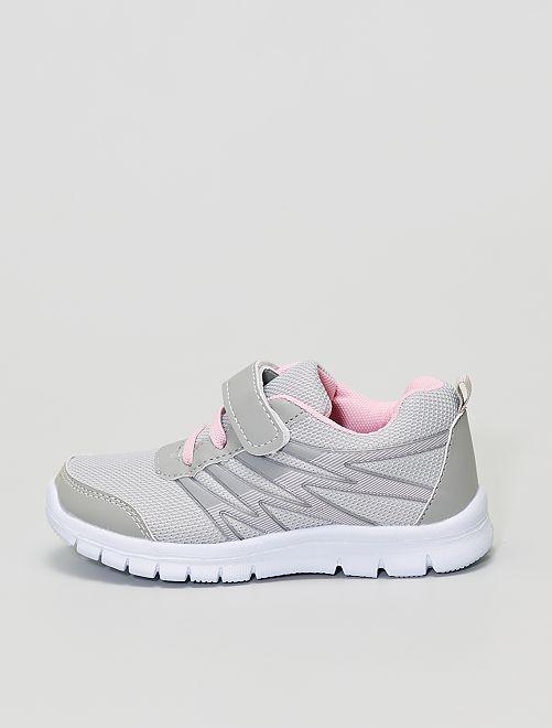 Zapatillas deportivas bajas                             GRIS