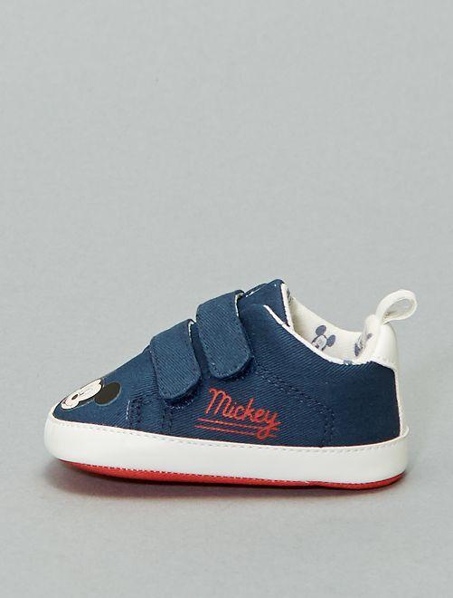 Zapatillas deportivas bajas 'Mickey'                     azul