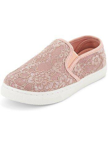 Zapatillas deportivas bajas slip-on - Kiabi f063ac255ccf0