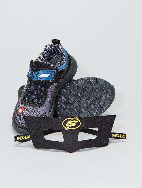 Zapatillas deportivas bajas 'superhéroe' + máscara 'superhéroe'                             BEIGE
