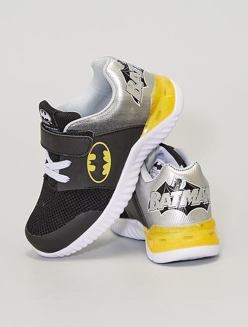 Zapatillas deportivas 'Batman'                             negro