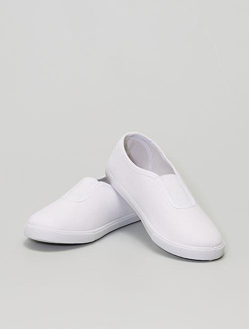 Zapatillas deportivas                             blanco