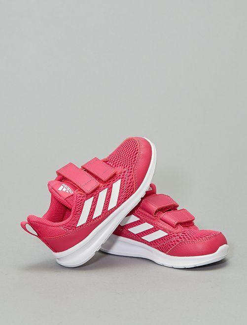 Zapatillas deportivas con velcro 'Adidas Altarun'                                         ROSA