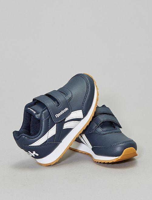 Zapatillas deportivas con velcro 'Reebok'                             AZUL