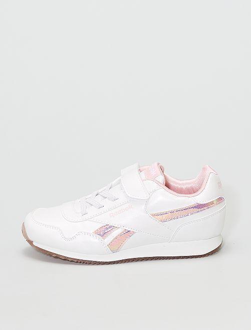 Zapatillas deportivas con velcro 'Reebok Royal CL Jog'                             BLANCO