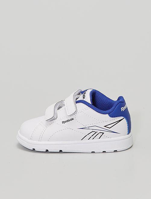 Zapatillas deportivas con velcro 'Reebok Royal Complete CLN 2'                             BLANCO