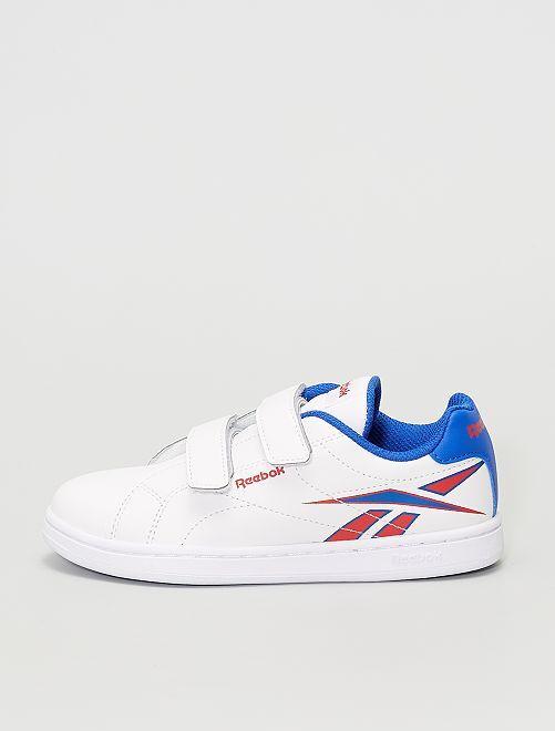 Zapatillas deportivas con velcro 'Reebok Royal Complete CLN Alt'                             BLANCO