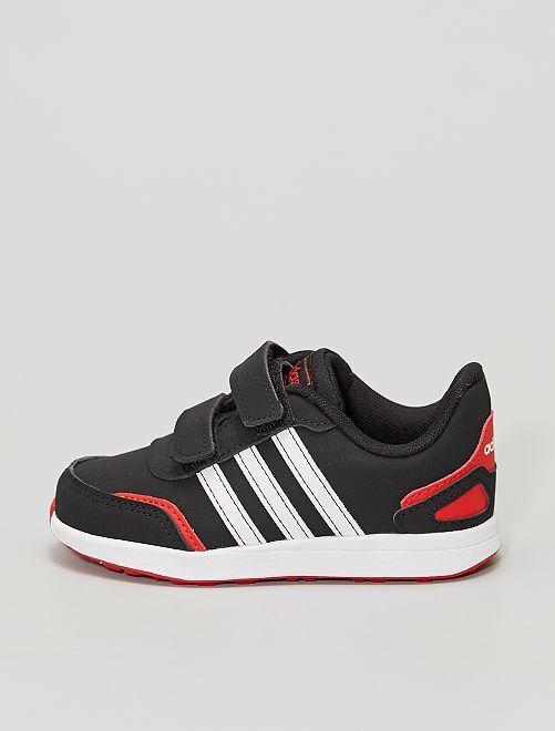 Zapatillas deportivas con velcros 'adidas VS Switch 3 I'                             NEGRO