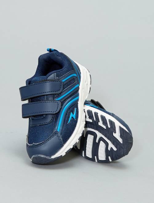 Zapatillas deportivas con velcros                             azul navy Bebé niño