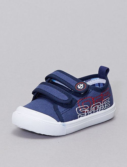 Zapatillas deportivas con velcros 'Beppi'                             AZUL