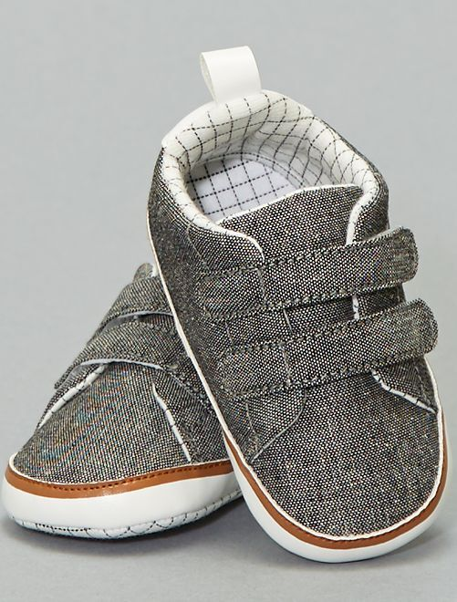 Zapatillas deportivas de cambrai                             azul cambray