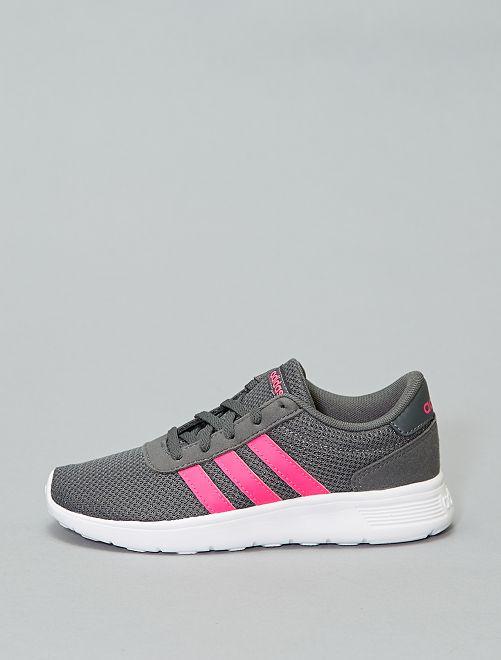 Zapatillas deportivas de dos materiales 'Adidas'                                         VERDE Joven niña