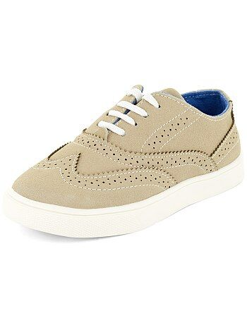 Zapatillas deportivas de estilo richelieu - Kiabi