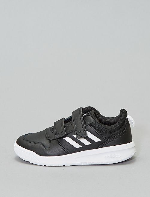 Zapatillas deportivas de piel con velcros 'adidas Vector'                             NEGRO