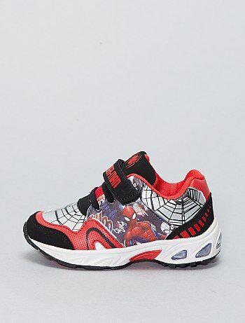 Zapatillas deportivas de 'Spider-Man' 'Marvel' luminosas - Kiabi