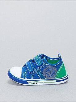 Zapatos niño - Zapatillas deportivas de tela