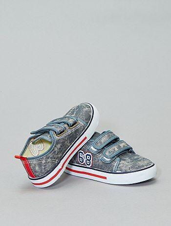 2d9a7338 Niño 3-12 años - Zapatillas deportivas de tela - Kiabi