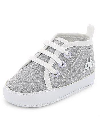 Zapatillas deportivas de tela 'Kappa' - Kiabi