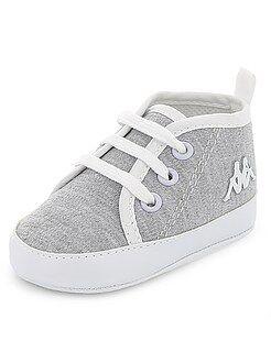 Niño 0-36 meses - Zapatillas deportivas de tela 'Kappa' - Kiabi