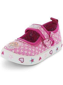 Niña 0-36 meses - Zapatillas deportivas de tela 'La Patrulla Canina' - Kiabi