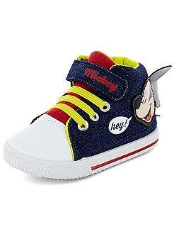 Zapatillas deportivas de tela 'Mickey Mouse' de 'Disney' - Kiabi