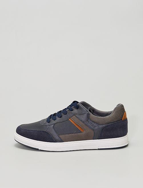 Zapatillas deportivas de vestir                             azul navy