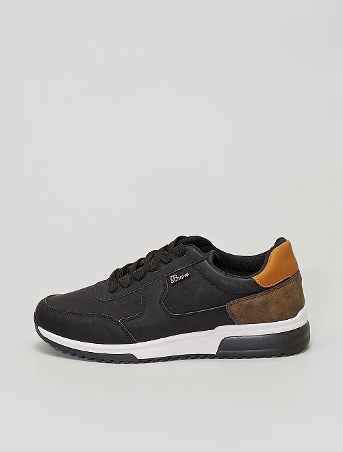 Zapatillas deportivas de vestir                             negro