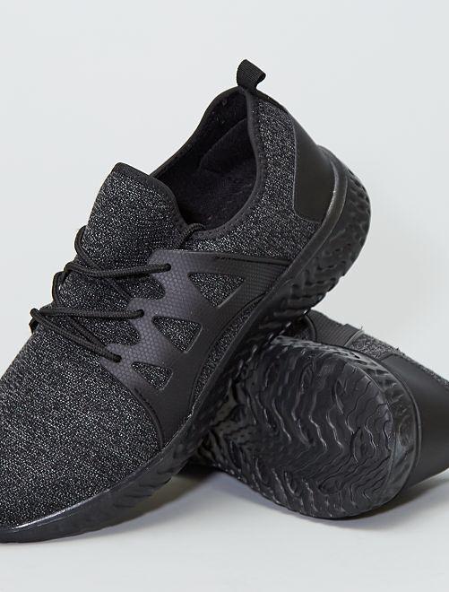 Zapatillas deportivas estilo running                             negro