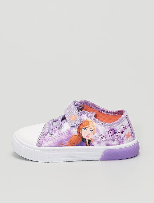 Zapatillas deportivas 'Frozen' de 'Disney'                             PURPURA