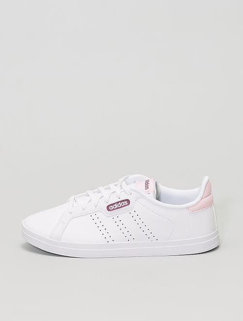 Zapatillas deportivas 'Grand court base' 'adidas'                             BEIGE