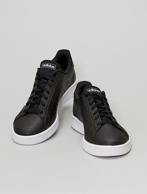 Zapatillas deportivas 'Grand court base' 'adidas'                             negro