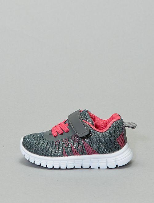 Zapatillas deportivas                             gris oscuro