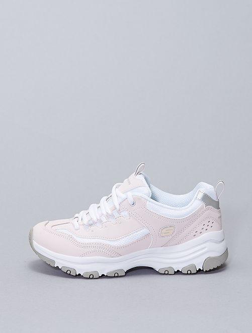 Zapatillas deportivas I- Conik de 'Skechers'                     ROSA