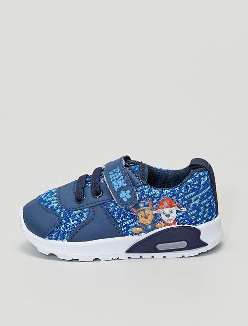 Zapatillas deportivas 'La patrulla canina'                             azul navy