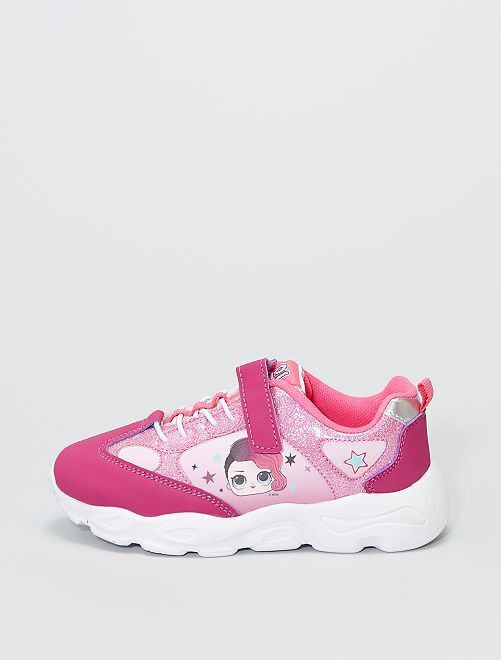 Zapatillas deportivas 'L.O.L. Surprise!'                             rosa