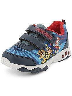 Zapatos, zapatillas - Zapatillas deportivas luminosas 'La Patrulla Canina' - Kiabi