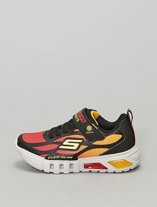 Zapatillas deportivas luminosas 'Skechers'                             NEGRO