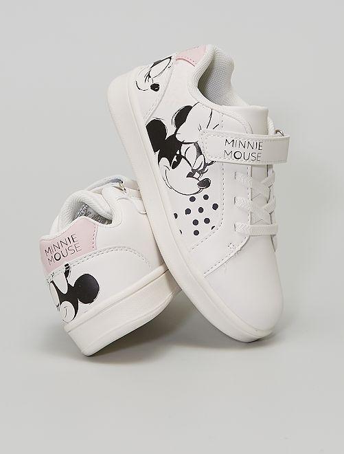 Zapatillas deportivas 'Minnie'                             blanco