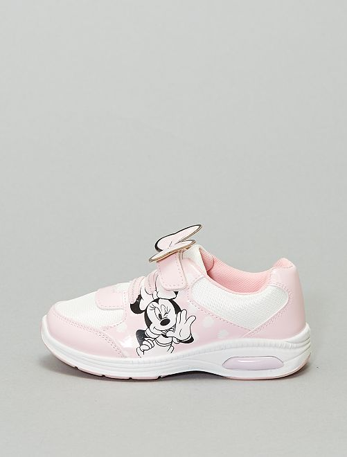 Zapatillas deportivas modernas 'Minnie Mouse' de 'Disney'                             ROSA