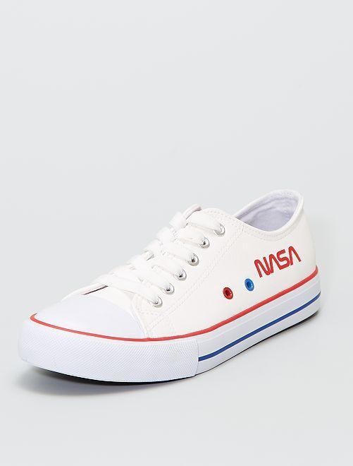 Zapatillas deportivas 'NASA'                             BEIGE