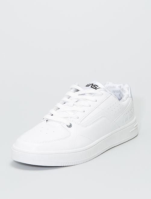 Zapatillas deportivas 'NASA'                             blanco