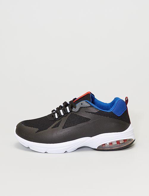 Zapatillas deportivas                             negro