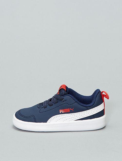 Zapatillas deportivas 'Puma' 'Courtflex'                             NEGRO Zapatos