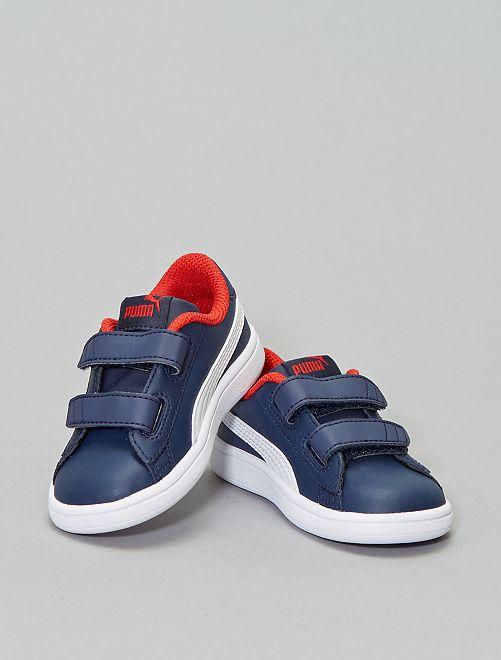 Zapatillas deportivas 'Puma' 'Smash v2'                                                                             NEGRO