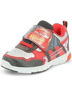 Zapatillas moda - Zapatillas deportivas 'Rayo McQueen' de 'Cars'