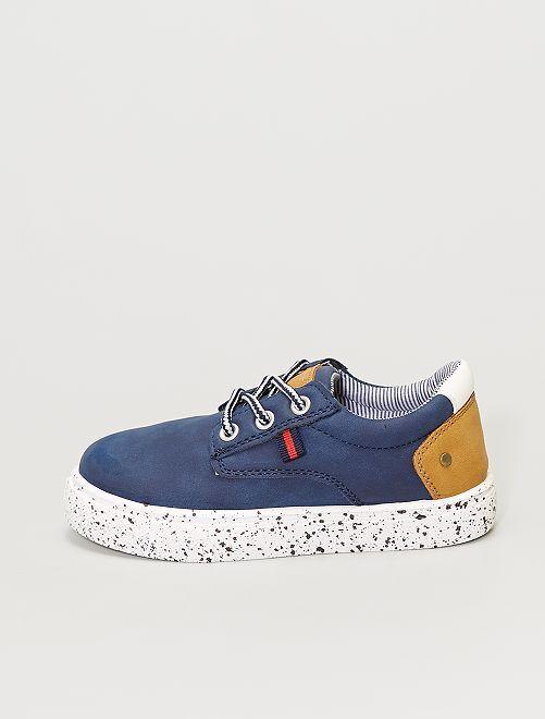 Zapatillas deportivas sintéticas                             azul navy