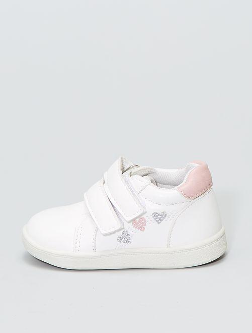 Zapatillas deportivas sintéticas                             blanco