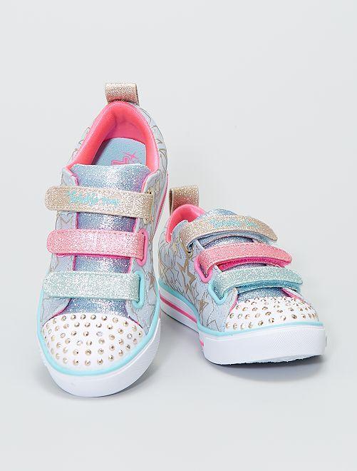 Zapatillas deportivas 'Skechers' 'Twinkle Toes'                             BEIGE